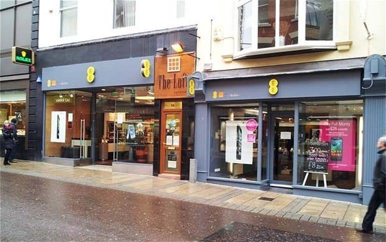 EE shops