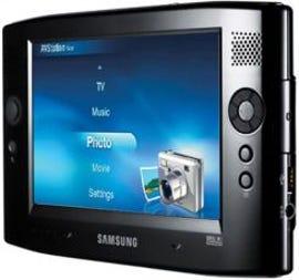 Samsung Q1 UMPC