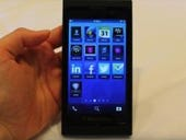 You'll need to deploy BES 10 for BlackBerry 10 to make any sense