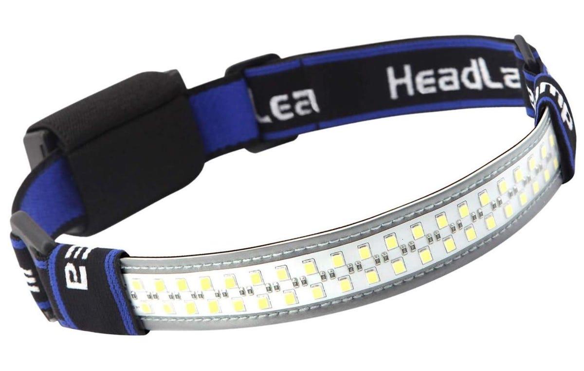 40 LED Wide-Angle Headlamp