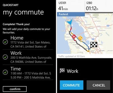 Nokia_DriveMy Commute on Nokia Drive