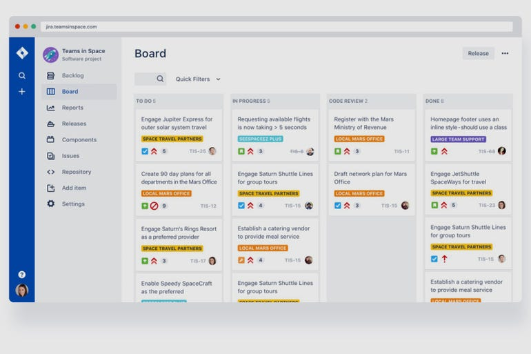 Jira - beyond bug and issue tracking