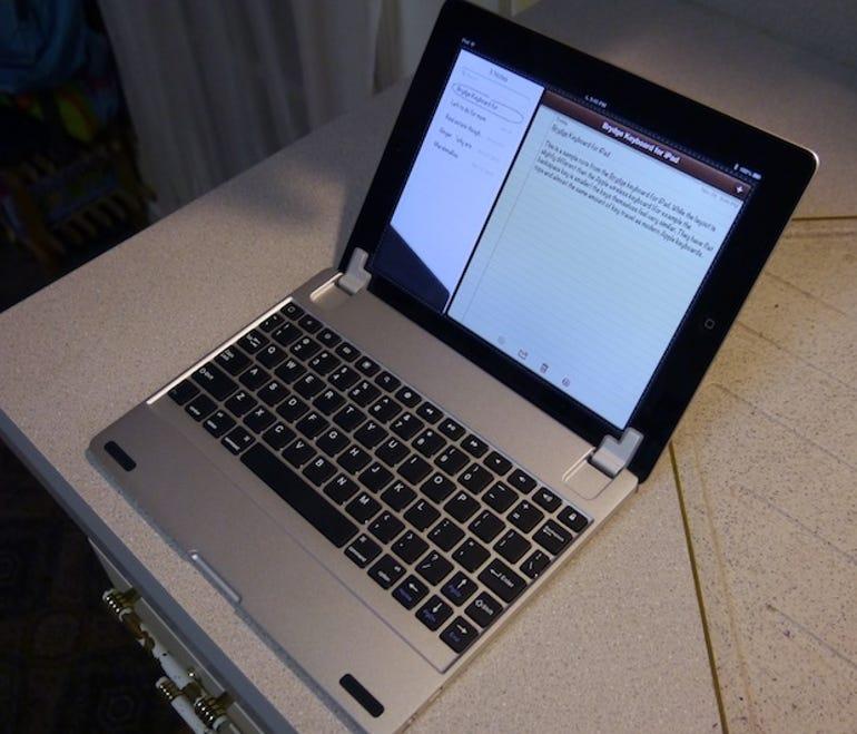 First Look: Brydge keyboard for iPad - Jason O'Grady