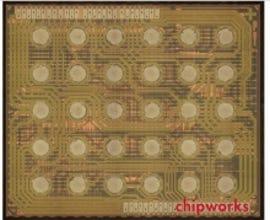 Apple's M7 processor