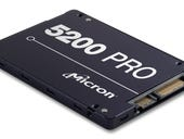 Micron launches 5200 series commercial SSD with 3D NAND