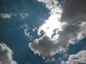 Clouds and Sun 2-photo by Joe McKendrick