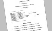 US gov't defends NSA surveillance, slams 'reprehensible' journalists