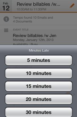 Tempo for iOS - 4