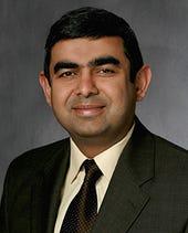 Vishal Sikka, SAP's CTO