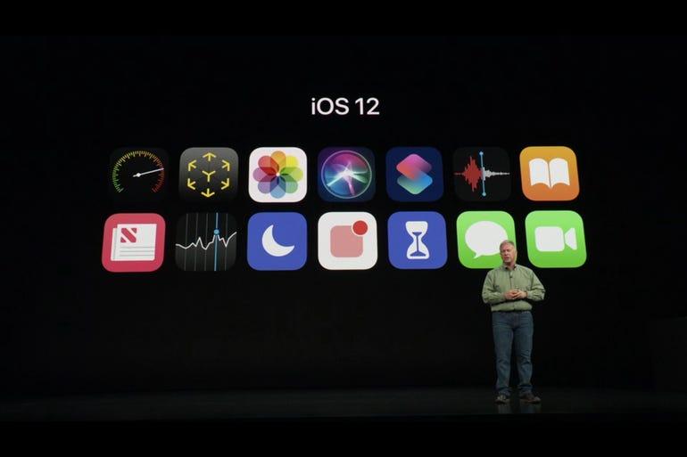 iOS 12: Release date