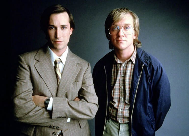 16. Pirates of Silicon Valley (1999)