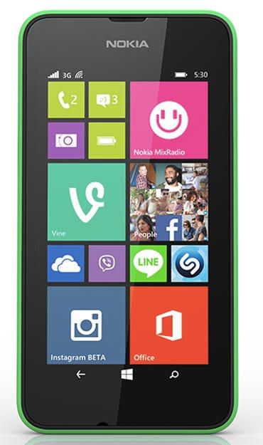 The Lumia 530