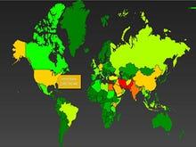 Boundless Informant: US gov't collects 100 billion surveillance records a month
