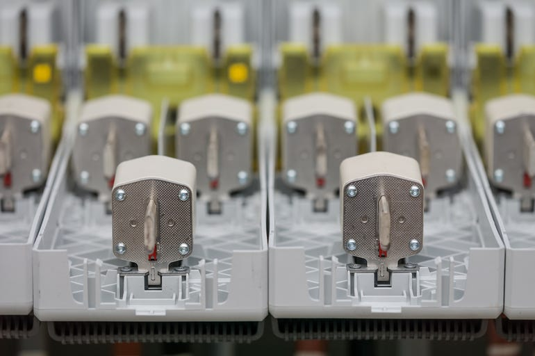 Main transformer fuses