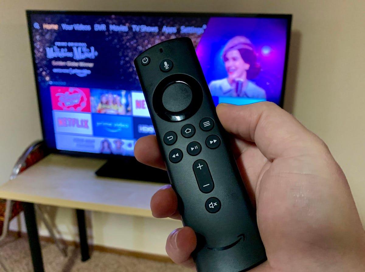 Alexa Voice Remote (2nd Gen.)