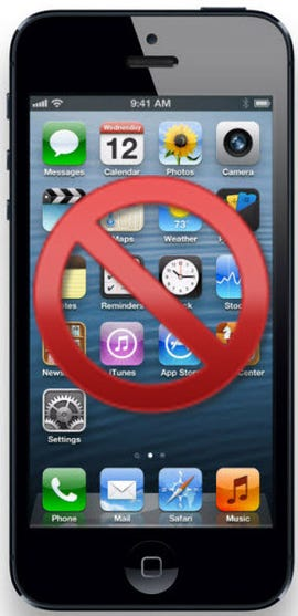 iPhone 5 Wait