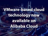 VMware-based cloud technology now available on Alibaba Cloud