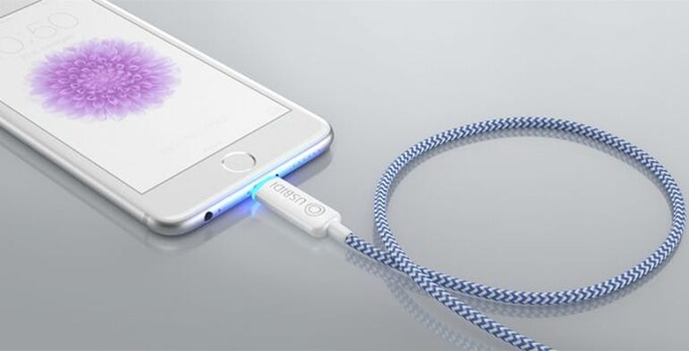 UsBidi intelligent charger will mean your phone will never get fried ZDNet