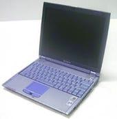 Sony VAIO PCG-R505CT