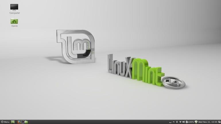 Linux Mint14 (Nadia)