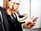 Best practices for managing the security of corporate-owned smartphones and tablets
