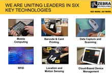 Zebra's $3.45 billion enterprise Internet of things play: Cloud software will be the glue