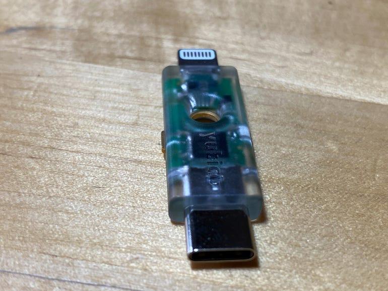 YubiKey 5Ci Clear Limited Edition