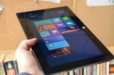 Microsoft Surface in portrait orientation - Jason O'Grady