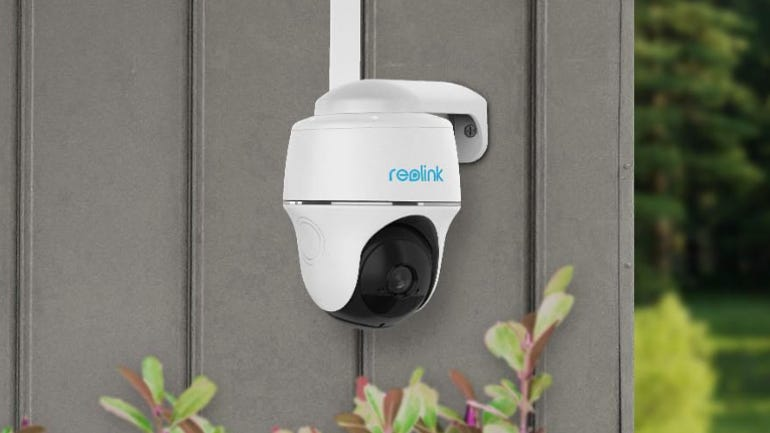 Reolink Go PT security camera review for places that you never imagined you could secure zdnet