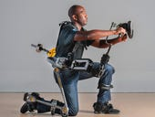 Exoskeletons could soon lighten the load for US Navy shipbuilders