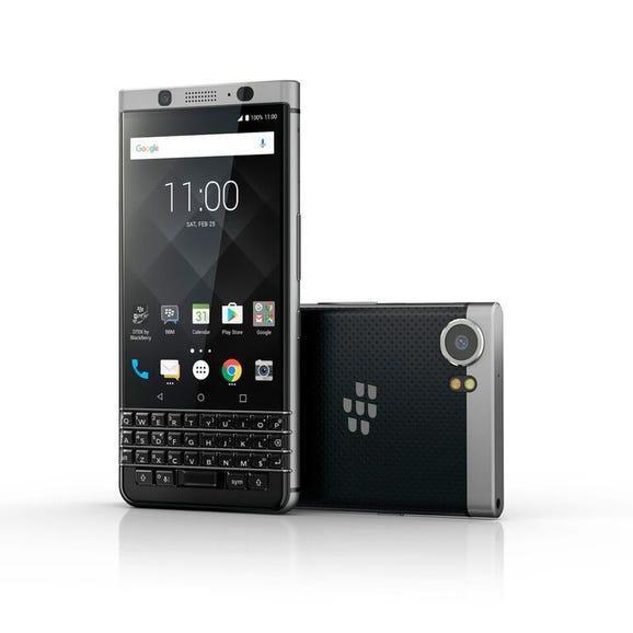 2017: BlackBerry KEYone