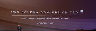 AWS Schema Conversion Tool