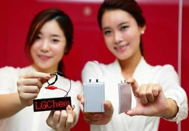 LG making flexible batteries, eyeing market for bendable electronics