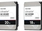 Western Digital starts sampling 18TB, 20TB SMR HDDs for data centers