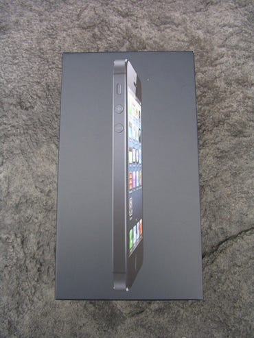Apple iPhone 5 first impressions: Beauty is in the hand of the beholder
