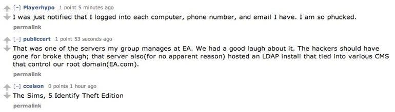 Reddit-EA-hacked