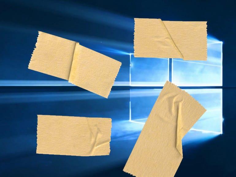 Windows 10 patch insanity