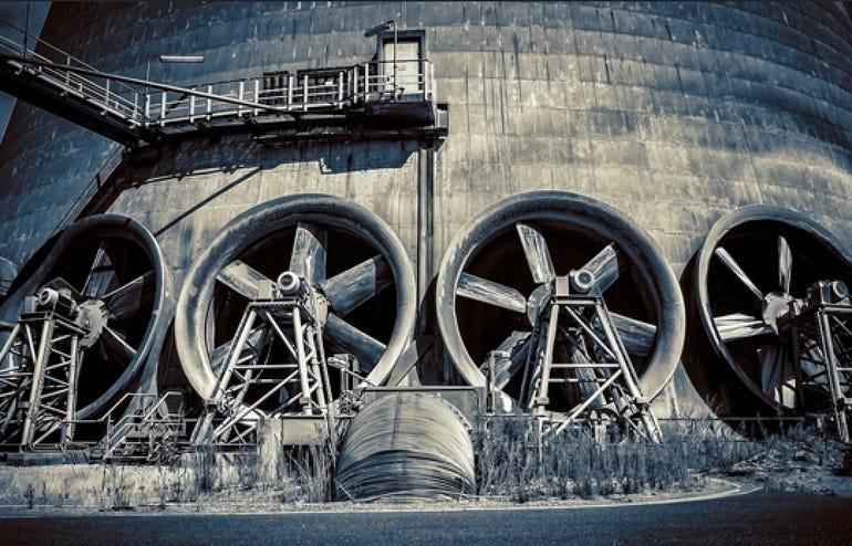 Power plants in turmoil
