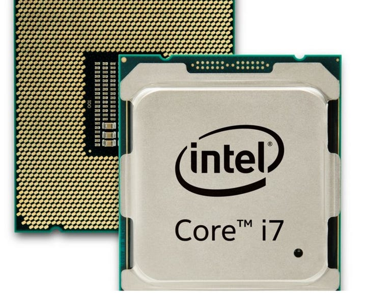 CPU: Core i7-6950X Extreme Edition