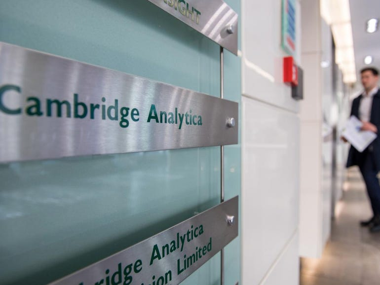 Trump-linked data firm Cambridge Analytica harvested data