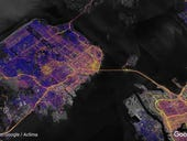 Now Google maps street-level pollution data across LA, San Francisco, California