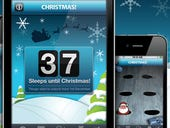 Fun iPhone and Android Holiday apps