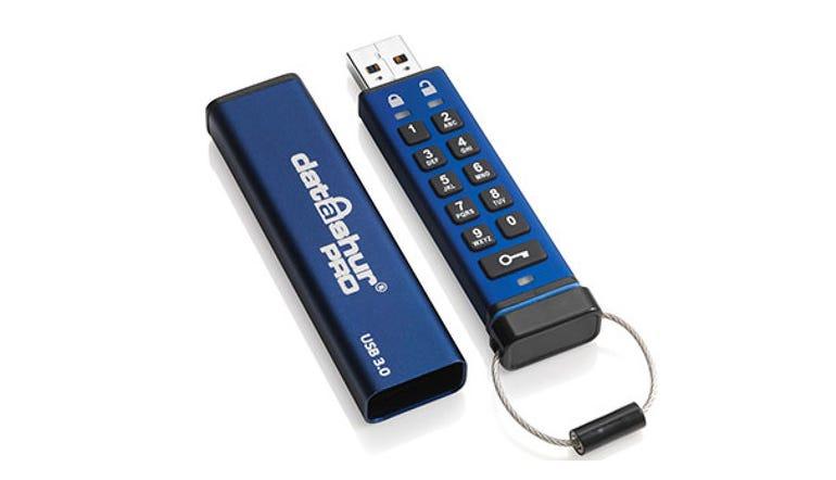 datAshur Pro USB drive