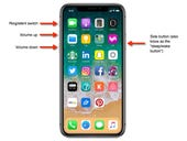 iPhone X cheat sheets