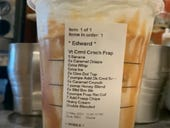 A disgraceful Starbucks order showed how much worse people are online (Or did it?)