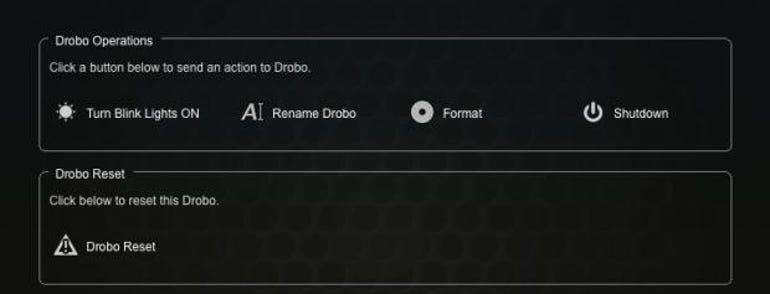 drobo3 - tools