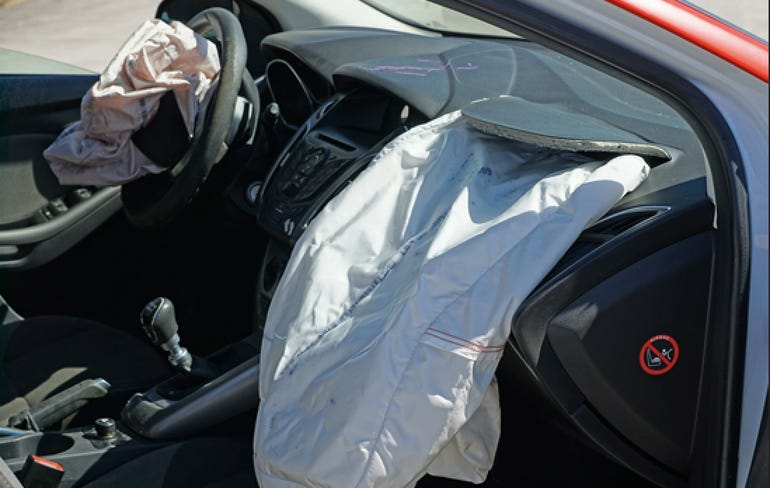 No more airbags