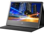 CES 2013: HP launches U160 USB-powered travel LCD monitor