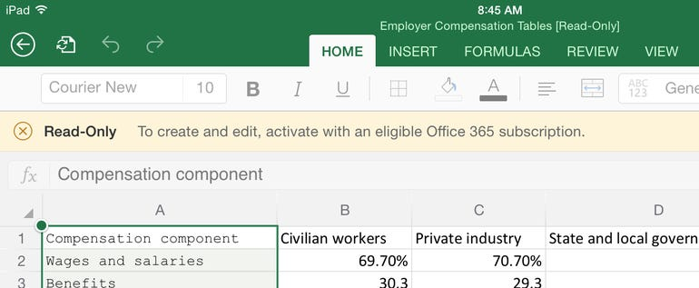 office-iPad-activation-required