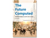 The Future Computed, book review: AI and society, through a Microsoft lens